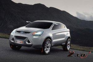 В планах компании Ford стремительное покорение европейского рынка в классе  ...