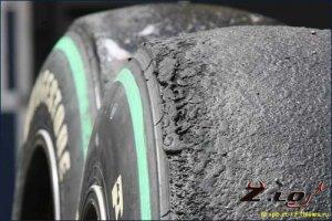 Износ шин: причины и следствия