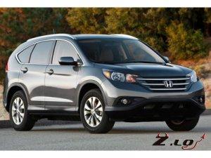 Honda доработала кроссовер CR-V