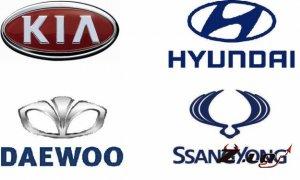 Перспективные корейские автопроизводители Kia и SsangYong