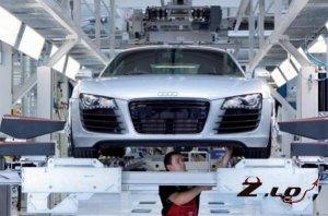 Audi планирует строить легковые автомобили и внедорожники в России