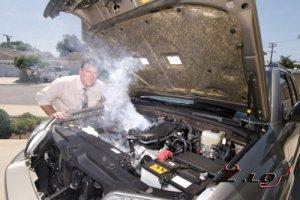 Теряется мощность двигателя в жару - что делать?