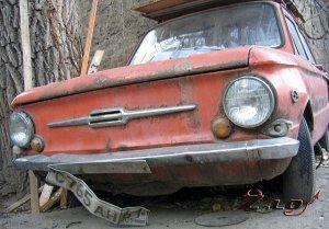 Старый автомобиль: ищем авто запчасти
