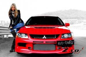 Какие машины нравятся девушкам