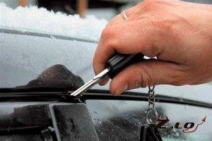 Ремонт уплотнителей дверей в автомобиле