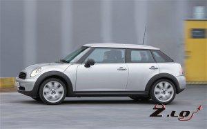 Mini начнет выпуск новой модели с кузовом седан