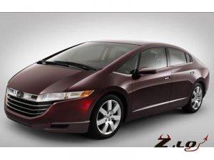 Honda официально подтвердила производство машин на водородном топливе к 201 ...