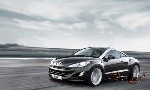 Авто модель Пежо RCZ купе получила первое обновление