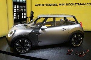Mini произведет новые седан, кроссовер и спорткар