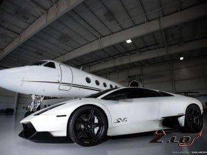 Представлен самый мощный в истории автомобиль - Lamborghini Murcielago