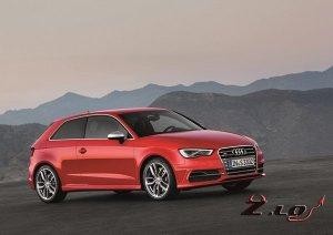 Новый Audi S3 официальные данные