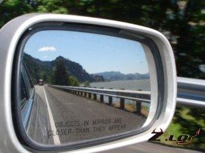 Настраиваем зеркала в авто