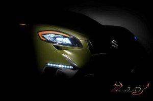 На Парижском автосалоне Suzuki представил концепт-кар S-Cross