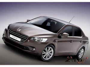 Peugeot анонсировал в Париже новый бюджетный седан