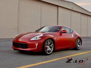 Nissan показал доработанное купе 370Z