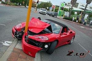 Непростительные ошибки водителей