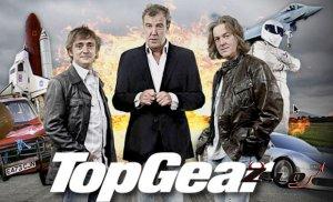 Программа Top Gear попала в Книгу рекордов Гиннесса