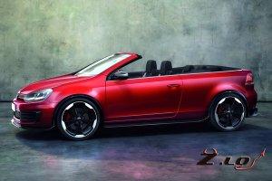 Golf R Cabrio поступил в продажу