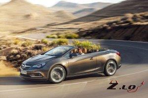 Opel Cascada: официальный снимок и информация