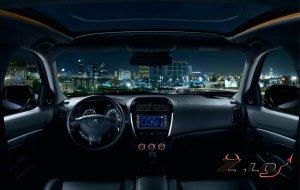 Безопасность Peugeot 4008 на стоянке