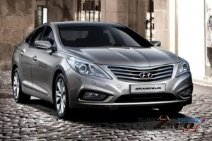 Hyundai Grandeur. Корейский бизнес-седан нового уровня.