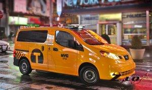 Интересные прототипы современного такси в Москве - вызов будущего