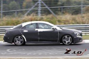 Mercedes-Benz CLA: появится и версия от AMG