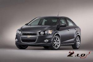 Chevrolet Aveo получит «роскошную» версию
