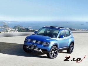 Volkswagen выпустит конкурента Juke