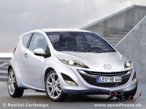Mazda собирается выпустить конкурента Tata Nano