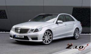 В Сети распространены первые изображения модернизированного Mercedes-Benz E ...