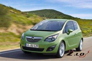 Новый сити-кар от Opel