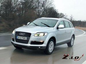 Общие впечатления владельца от внедорожника Audi Q7