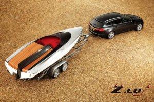 Jaguar собирается разрабатывать дизайн для катеров