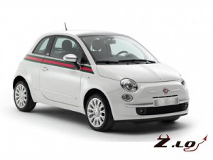 Fiat представляет на нашем рынке спецверсию 500 Gucci
