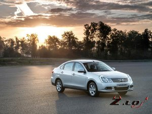 На российском рынке новое поколение Nissan Almera будет продаваться в трех  ...
