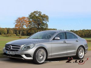 Новый C-Class от Mercedes-Benz оснастят дизелем Renault