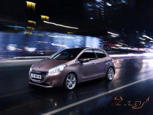 Компания Peugeot озвучила дату старта продаж 208 в России