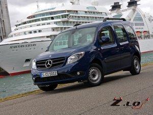 Mercedes-Benz Citan: станет хитом среди доставочных автомобилей?