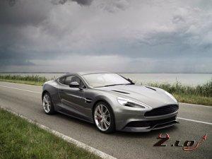 Премьера Aston Martin Vanquish пройдет в Лос-Анджелесе