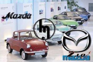 Краткая история автомобильного концерна «Mazda»