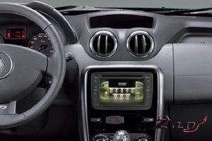 Renault Duster получил систему навигации и ESP