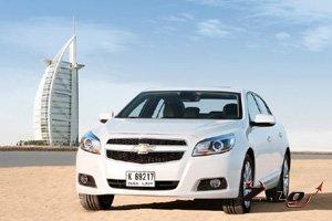 Седан Chevrolet Malibu получит внеочередные обновления