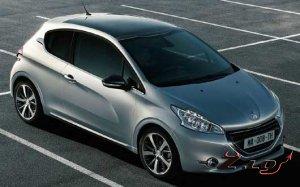 Peugeot 208. Новый сити-кар.