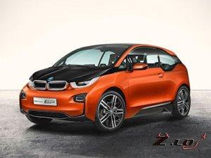 Электрокар BMW i3 теперь в кузове купе