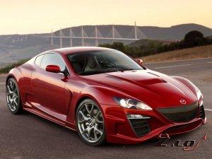 Mazda RX-7 роторного типа пойдет в серию через пять лет.