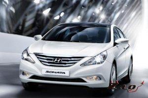 С российского рынка вскоре уйдет Hyundai Sonata.