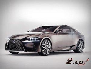 Проект серийного Lexus LF-CC получил одобрение.