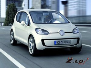 Volkswagen Up! - маленький чемпион.