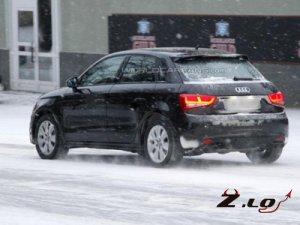 Хэтчбек Audi S1 получит две кузовные версии